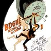 BD6Né, BD et cinéma ne font qu'un à Paris du 25 au 27 septembre 2020