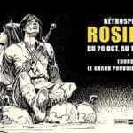 Rétrospective Rosinski, une expo-vente évènement chez Maghen du 20 octobre au 12 décembre 2020