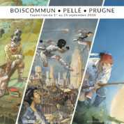 Boiscommun, Serge Pellé et Prugne chez Maghen jusqu'au 26 septembre 2020