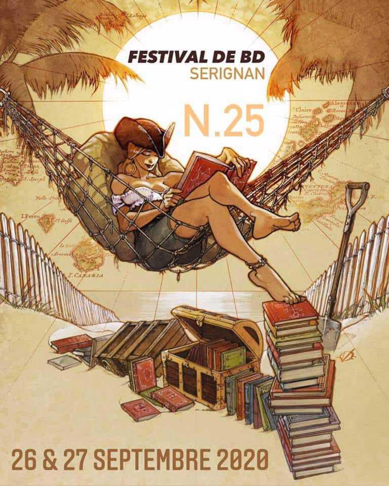 Festival BD de Sérignan 2020