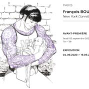 François Boucq expose New York Cannibals du 4 au 19 septembre chez Huberty & Breyne Paris