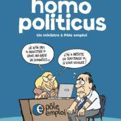 BD Homo Politicus, espèce protégée