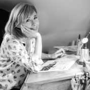 Katherine Ferrier, autrice invitée de Toute la France dessine!