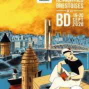 Brest nouvelle ville-étape du Village-BD les 19 et 20 septembre 2020