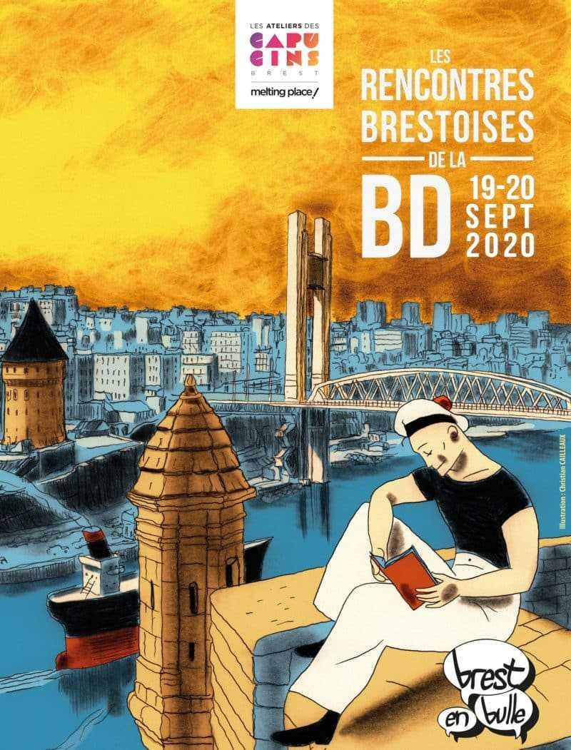 Rencontres brestoises de la BD 2020