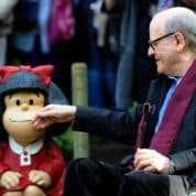 Quino, le papa de Mafalda, est décédé