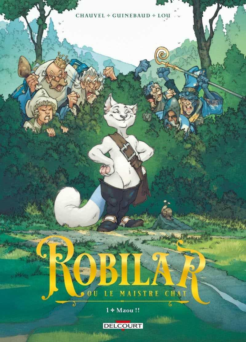 Robilar ou le Maistre chat