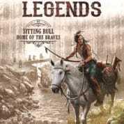 West Legends T3, Sitting Bull avant Custer