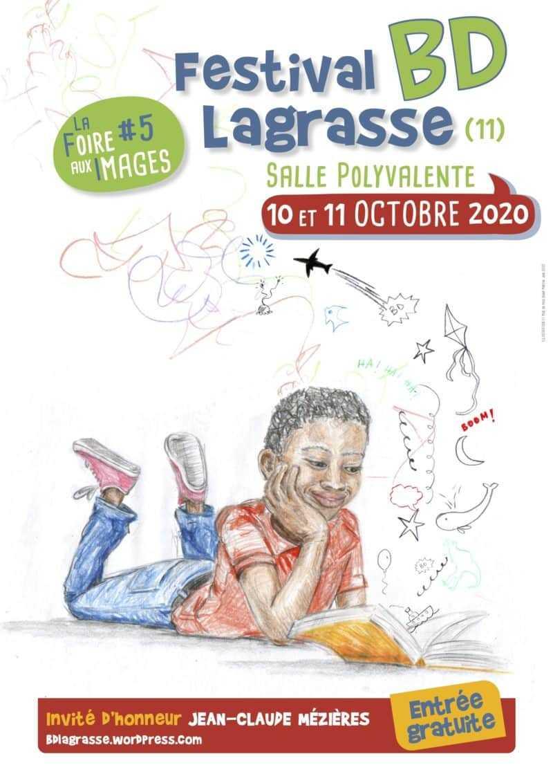 Festival BD de Lagrasse 2020