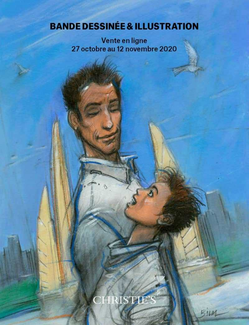 Bande dessinée & illustration 2020