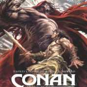 Conan le Cimmérien, La Maison aux trois bandits, fureur