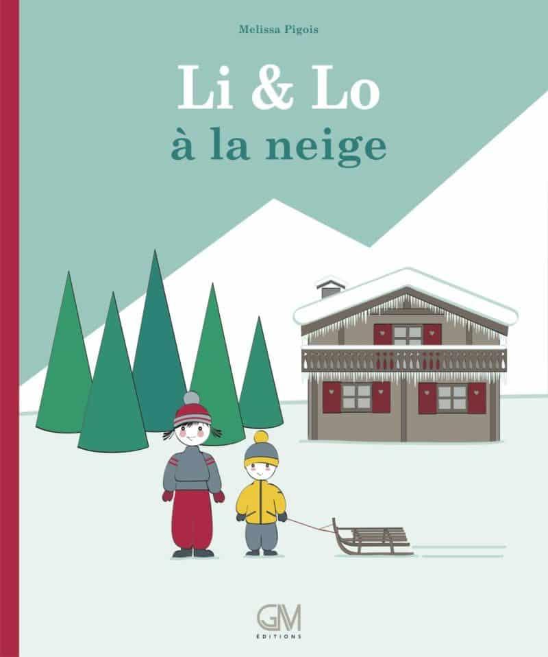 Li & Lo à la Neige