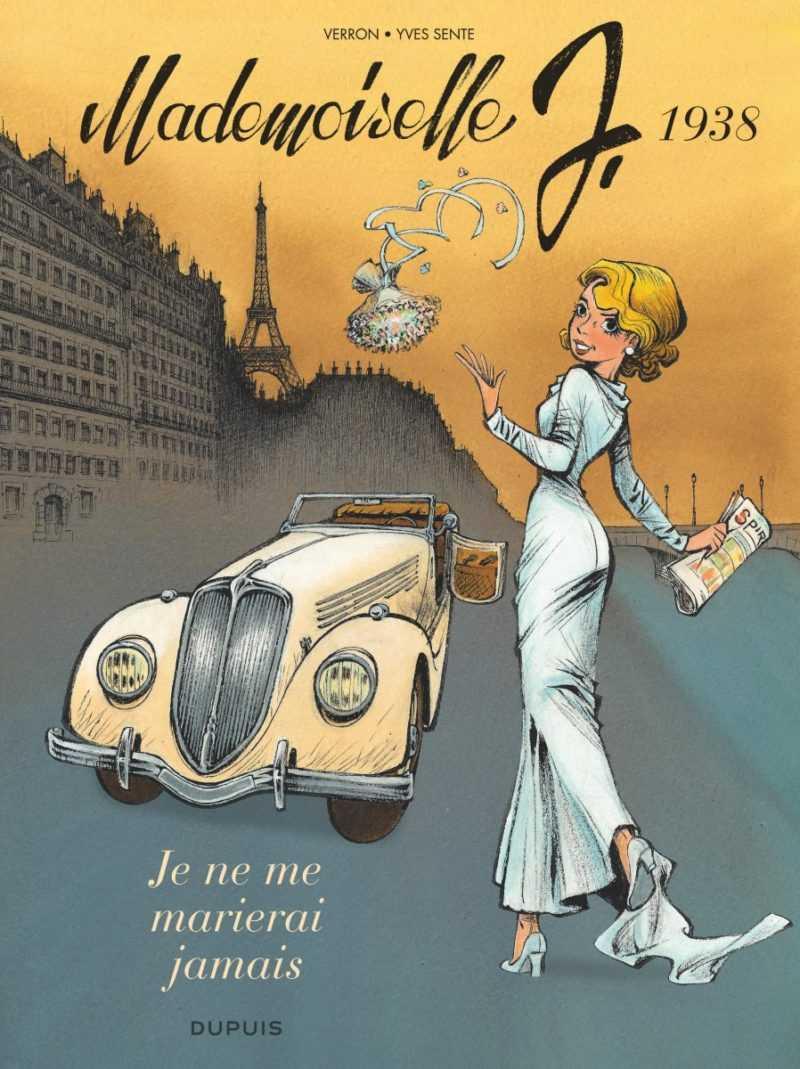Mademoiselle J.