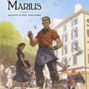 Marius 2e partie, une partie de carte mémorable