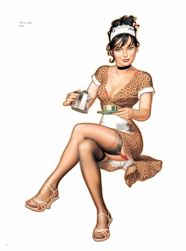 Pin-up, La French Touch
