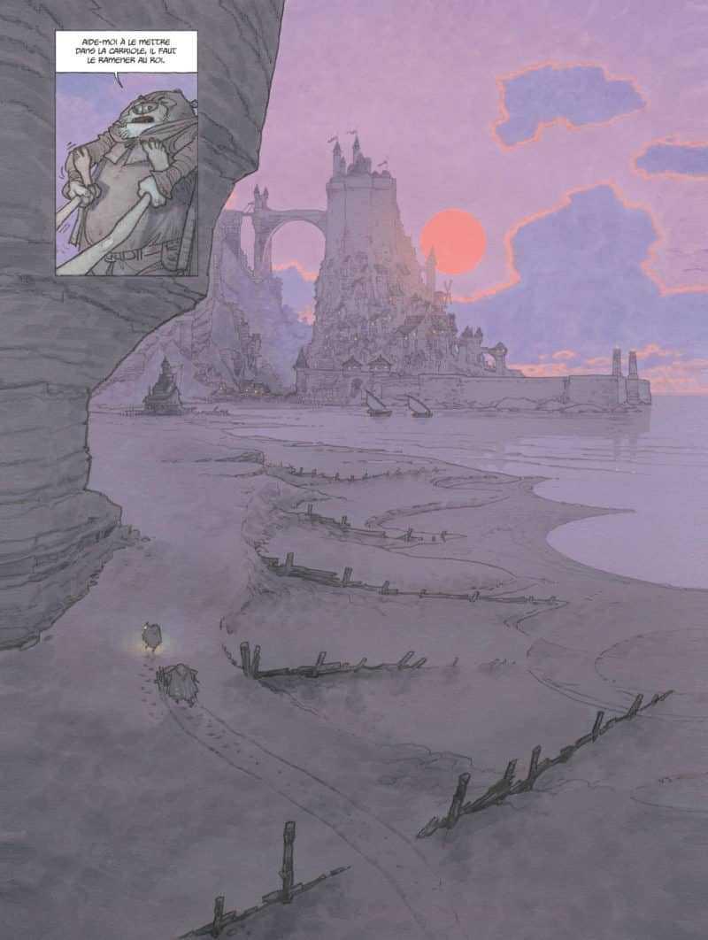 Les Colonnes de Garuda