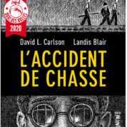 Le Prix Ouest-France / Quai des Bulles 2020 à L'Accident de chasse