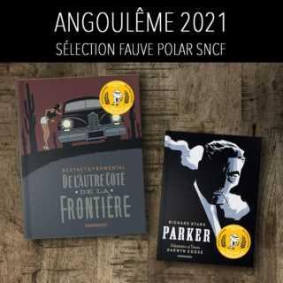 Sélection fauve polar SNCF Dargaud