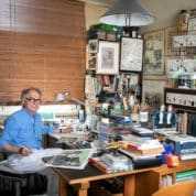 Interview : André Juillard et ses Carnets Secrets, en toute liberté avant un dernier Sept Vies de l'Épervier et une idée avec Double 7