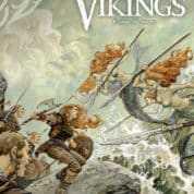 Sirènes et Vikings T2, Écume de nacre pour une vengeance
