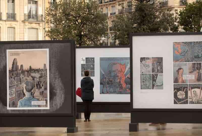 Festival BD d'Angoulême 2021