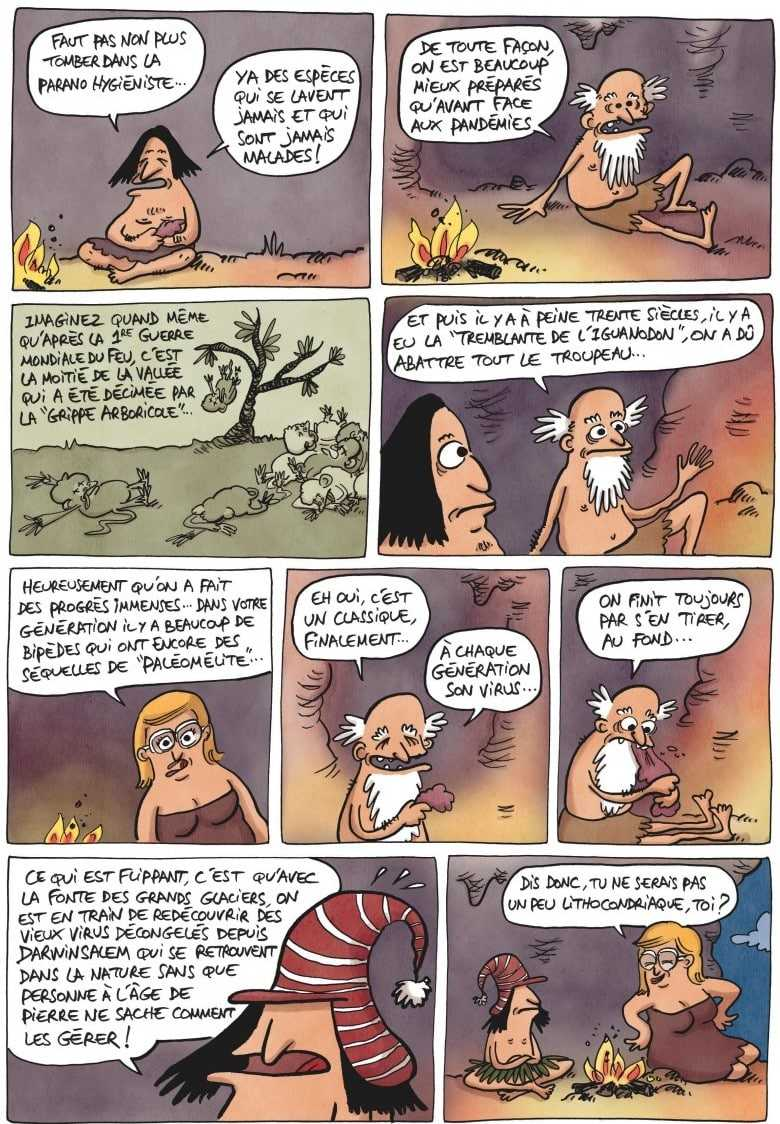La dérive des confinements