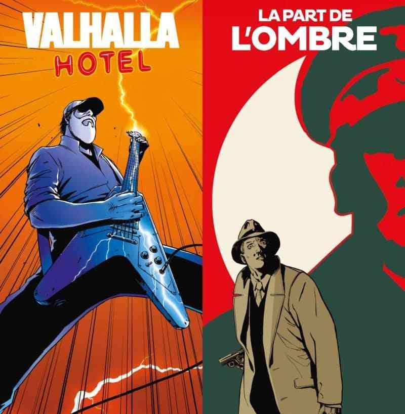 Valhalla Hôtel - La Part de l'ombre