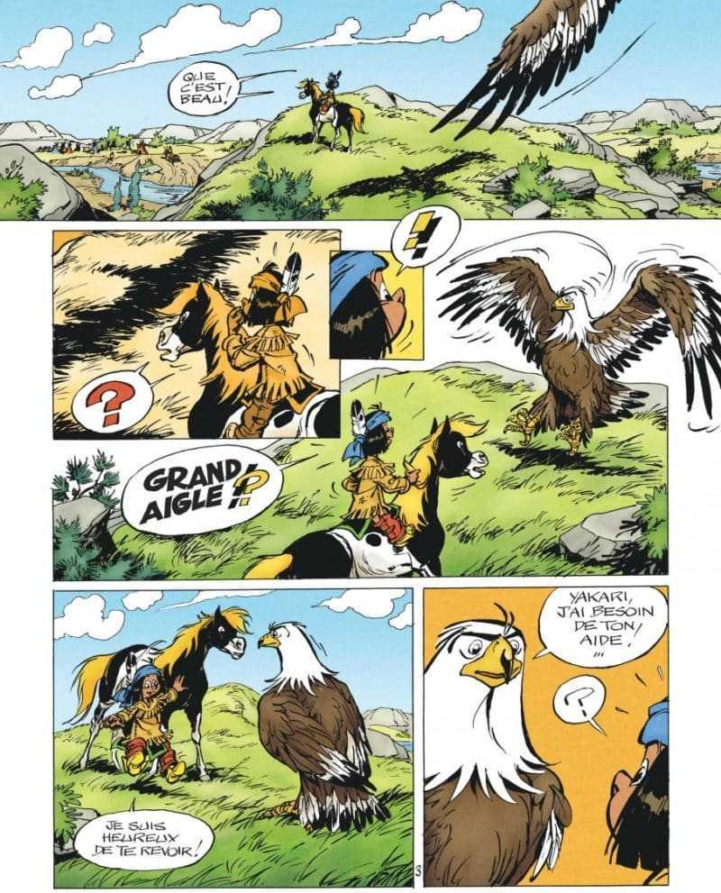 Le fils de l'aigle