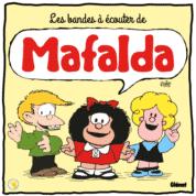Mafalda de l'album papier à l'audio