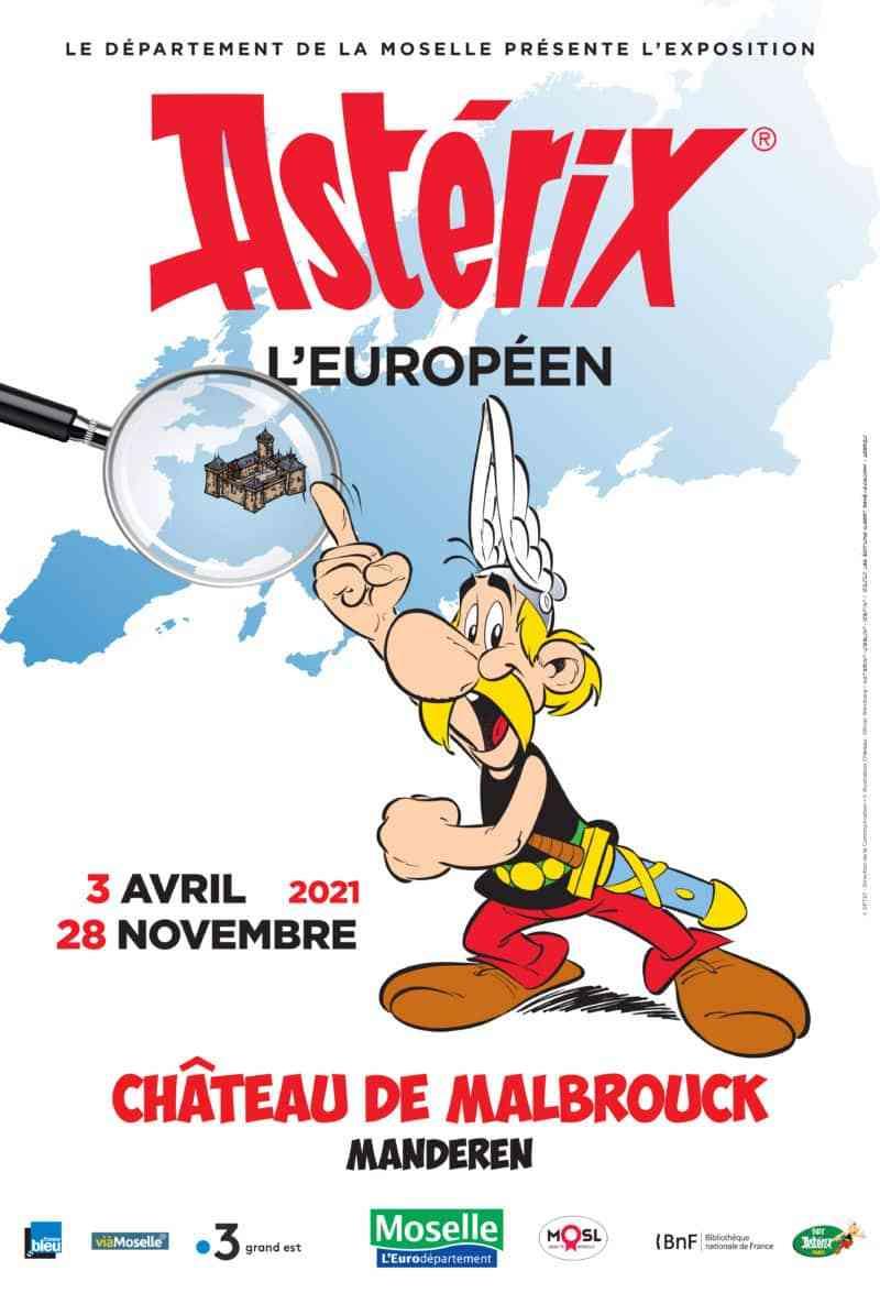 Astérix l'Européen
