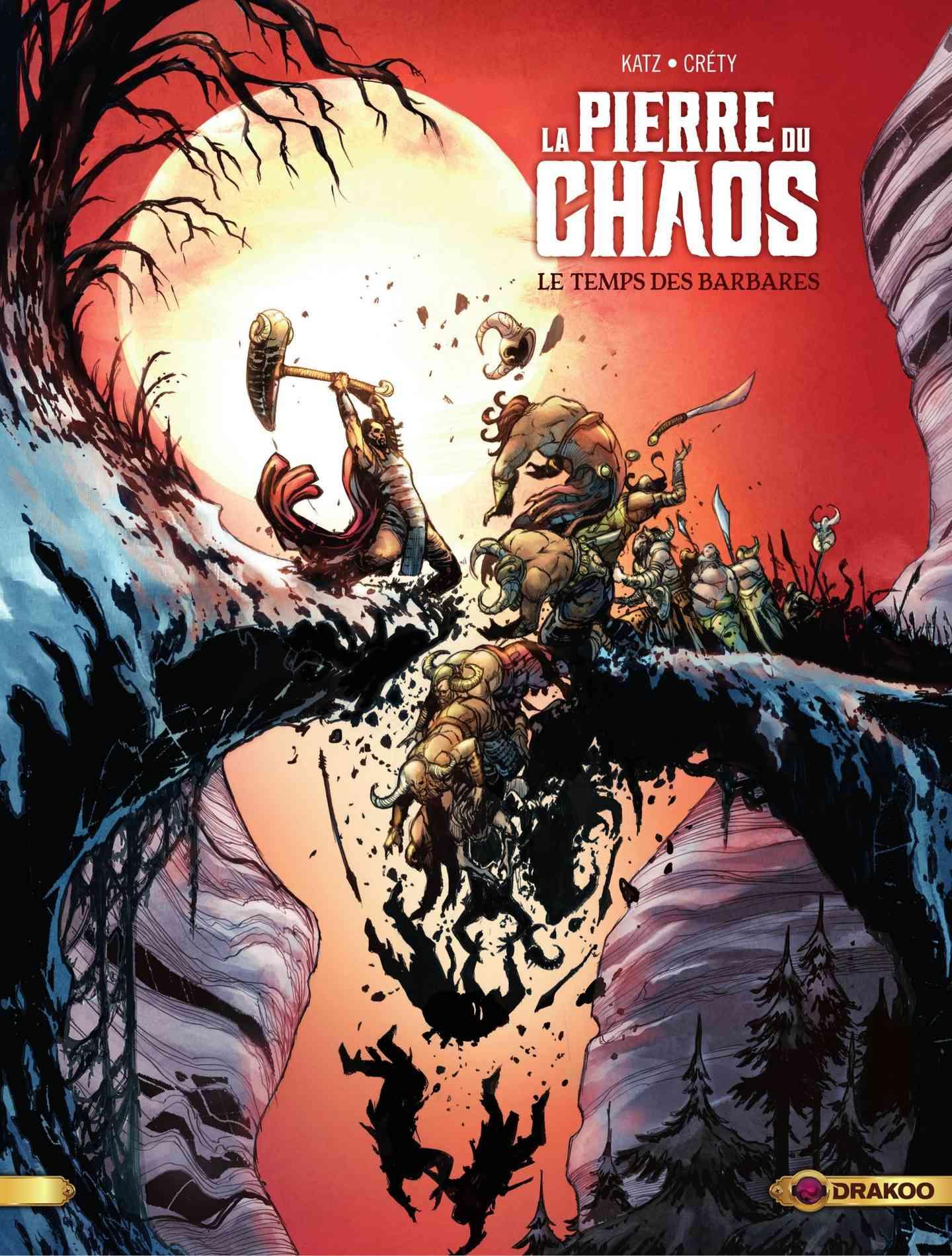 La Pierre du Chaos T2, jeux de dupe