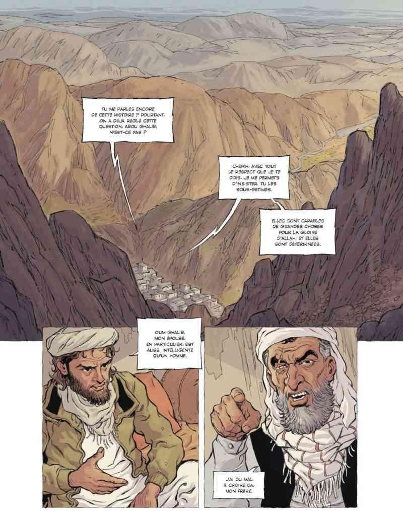 Les Fiancées du califat