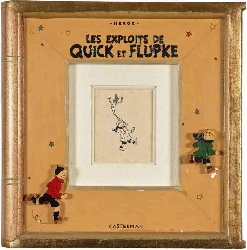 Quick et Flupke