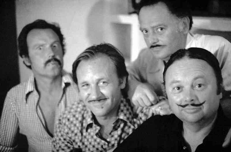 Tibet, Albert Uderzo, René Goscinny et Jean Graton