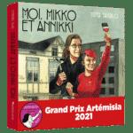 Moi, Mikko et Annikkide Tiitu Takalo reçoit le Grand Prix Artémisia 2021