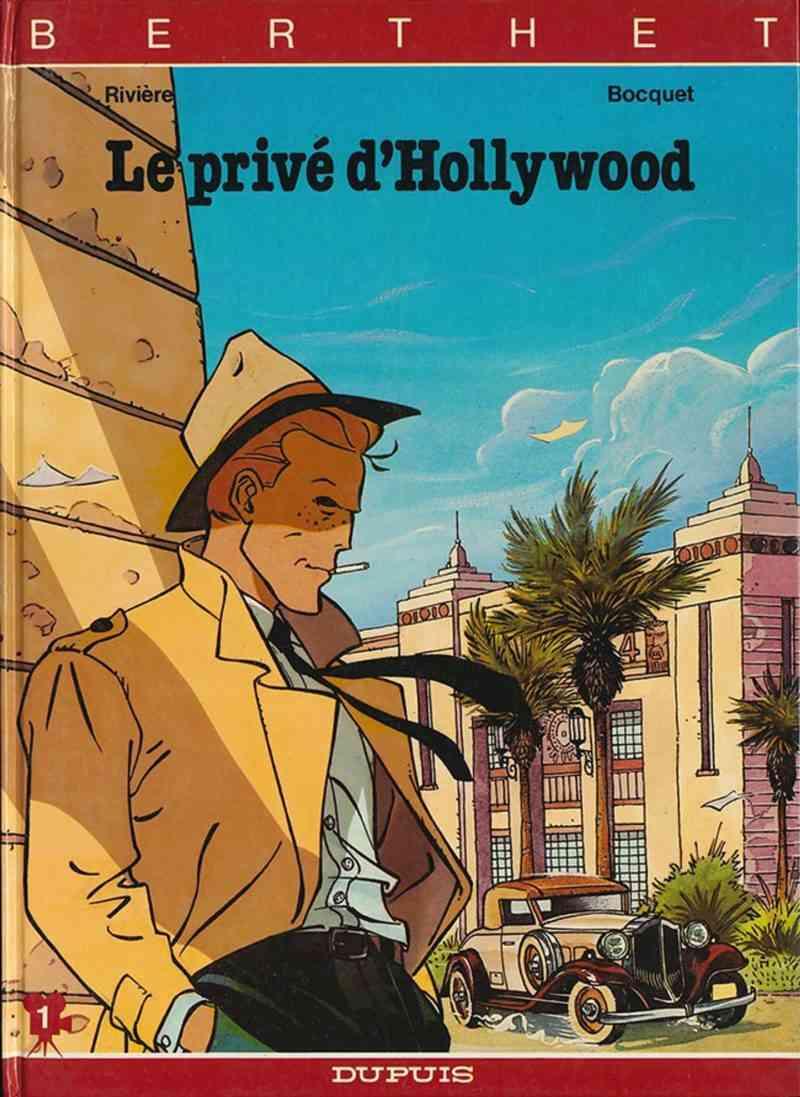 Le Privé d'Hollywood