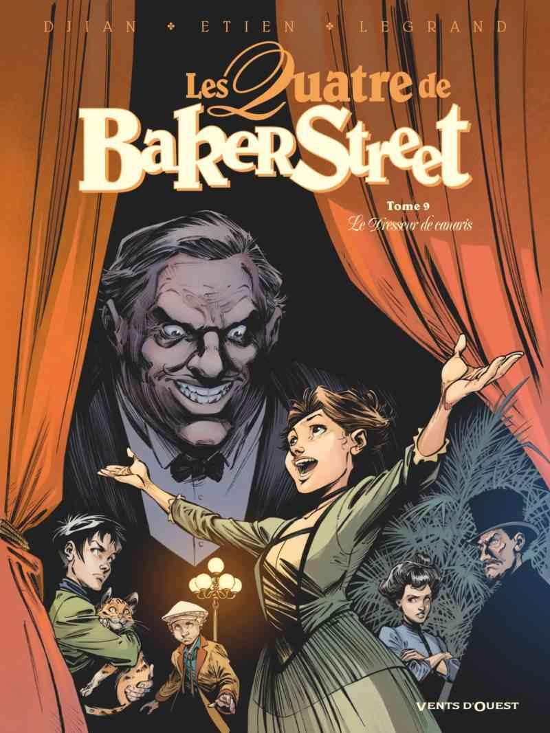 Les Quatre de Baker Street