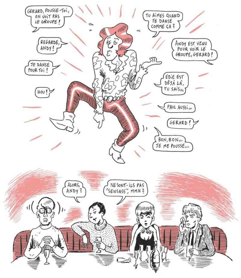 Une histoire du Velvet Underground
