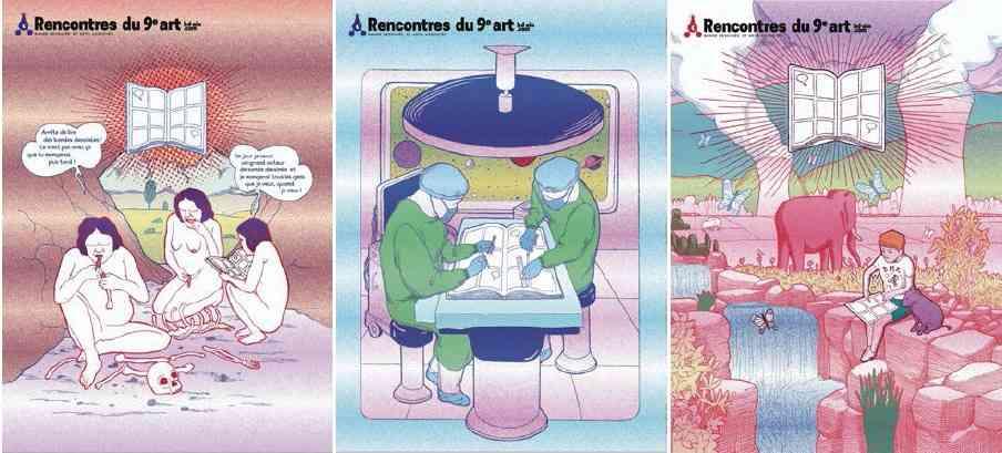 Rencontres du 9e Art d'Aix-en-Provence 2021