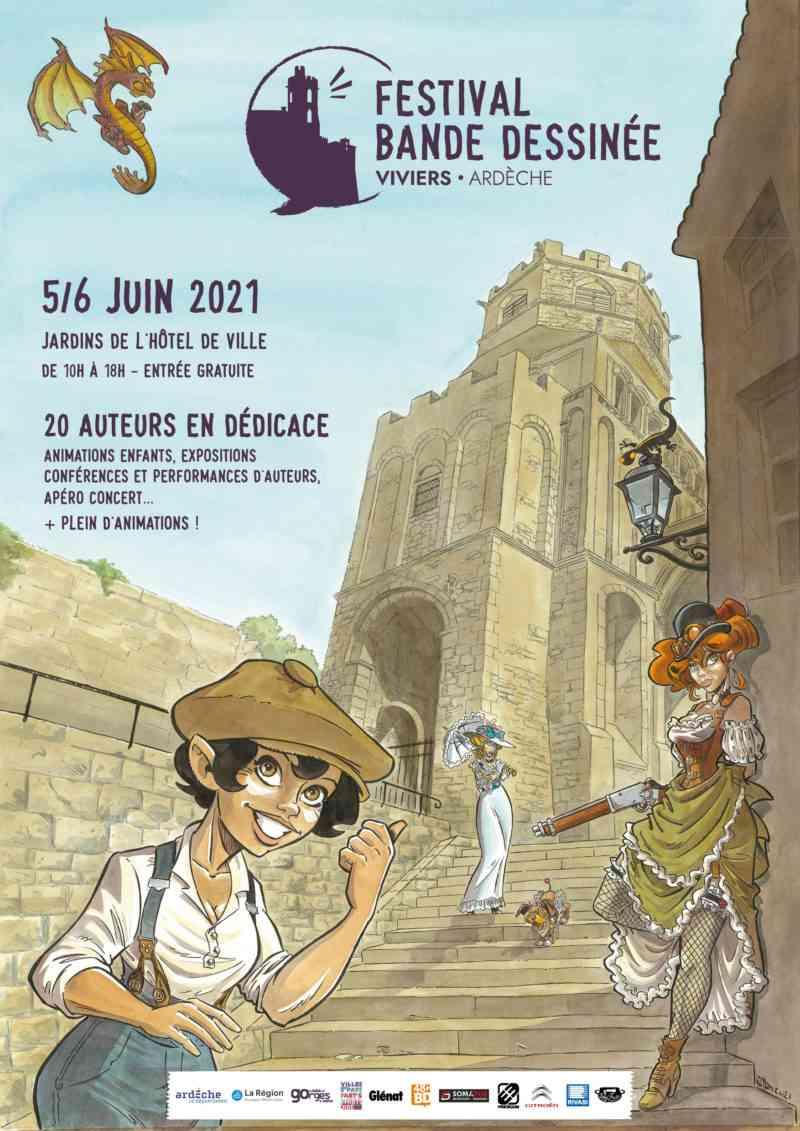 Festival BD de Viviers 2021