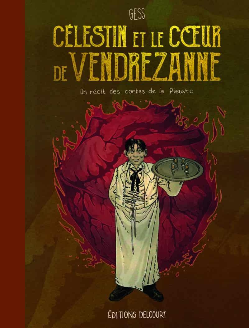 Célestin et le cœur de Vendrezanne