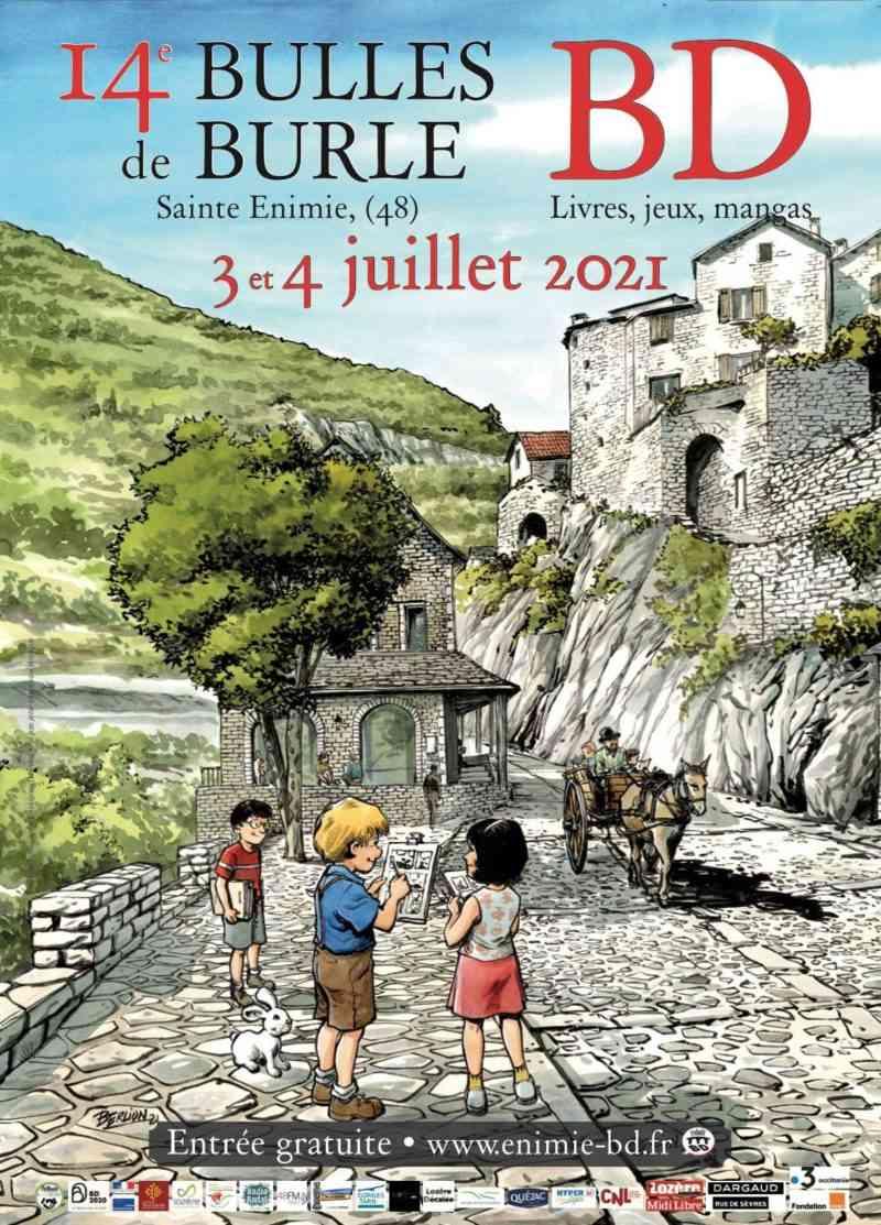 Festival BD de Sainte-Enimie 2021