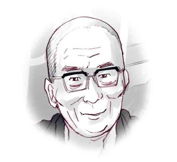 Au pays du Dalaï-lama