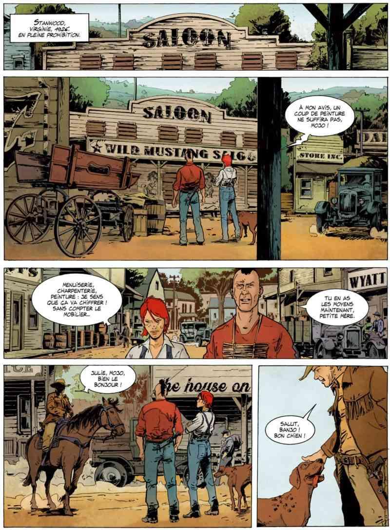 Wild Mustang Saloon