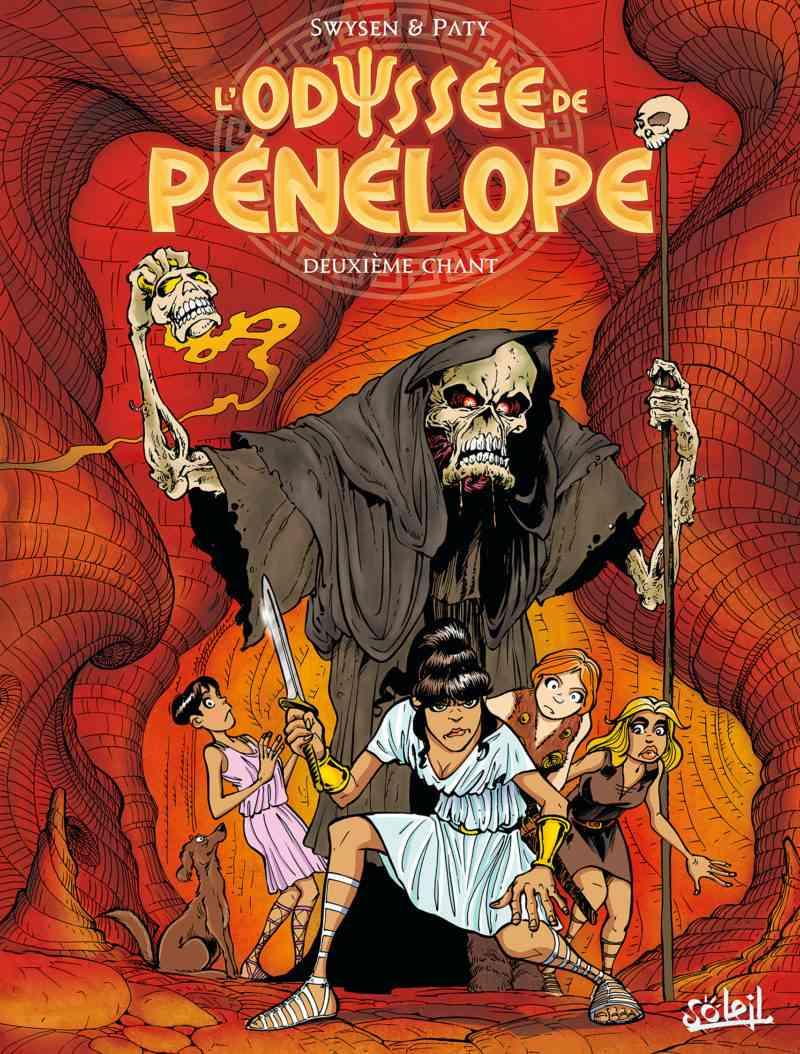 L'Odyssée de Pénélope