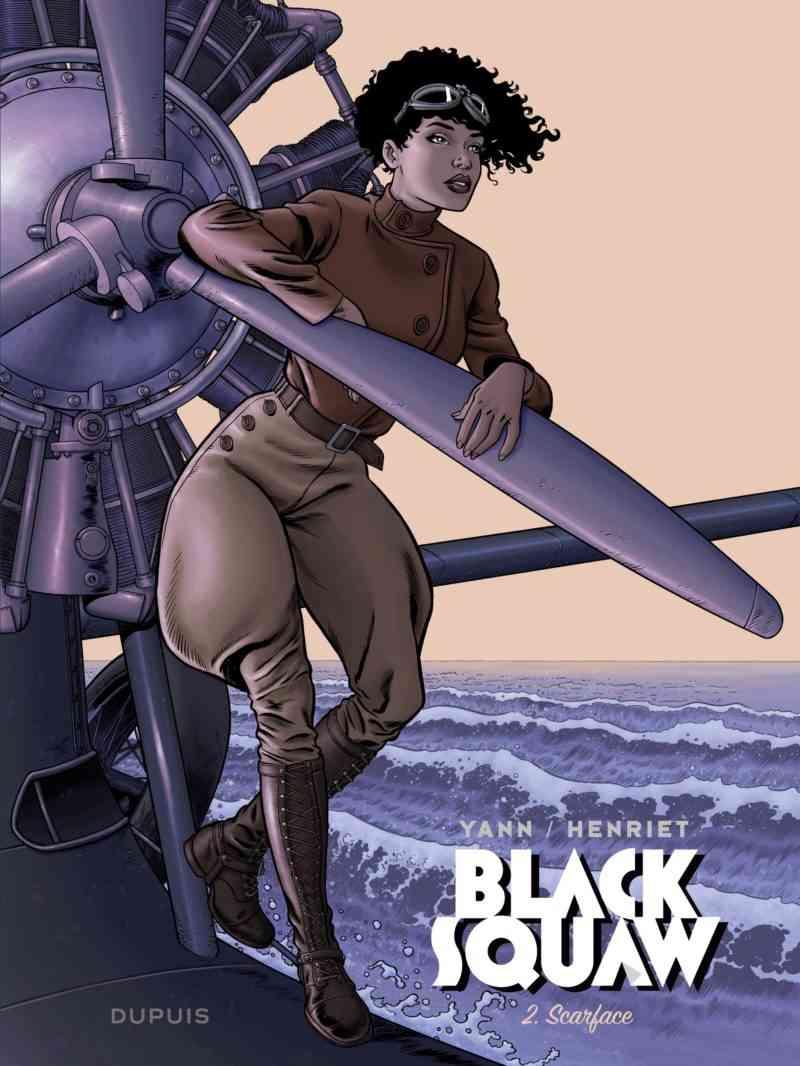 Black Squaw