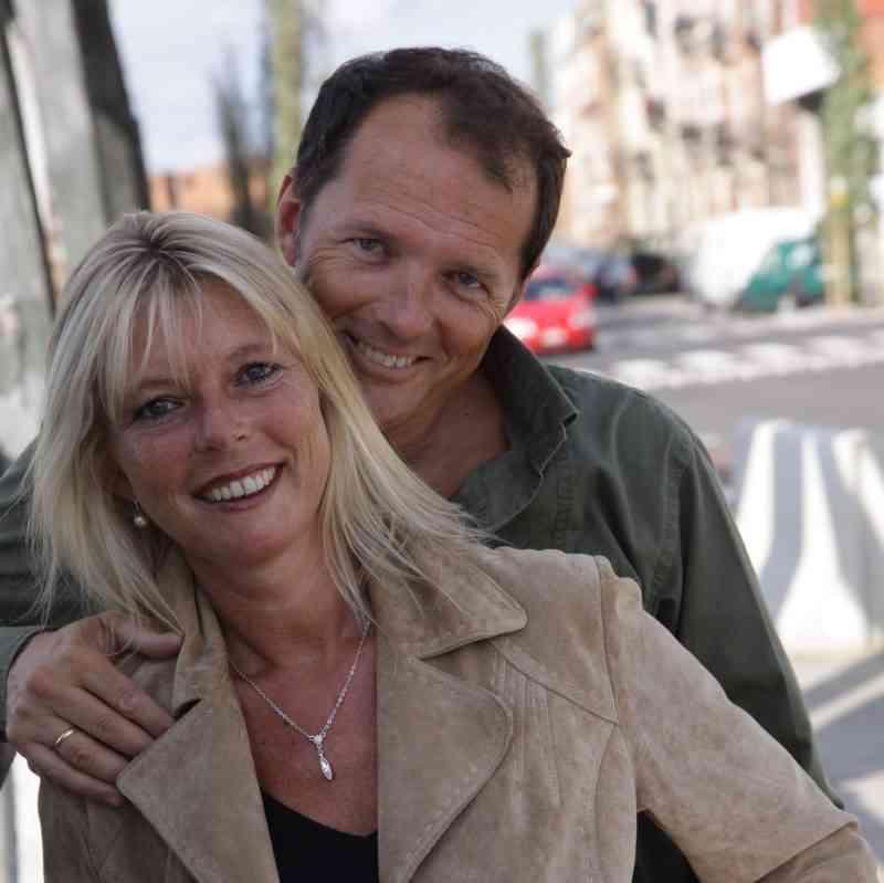Sylvie Roge et Olivier Grenson