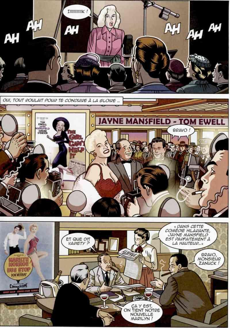 Sweet Jayne Mansfield