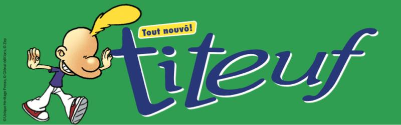 Titeuf Mégazine