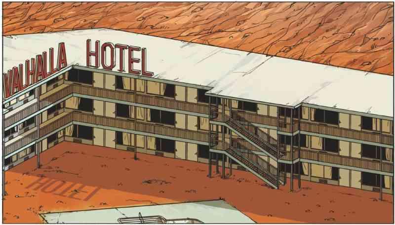 Valhalla Hôtel